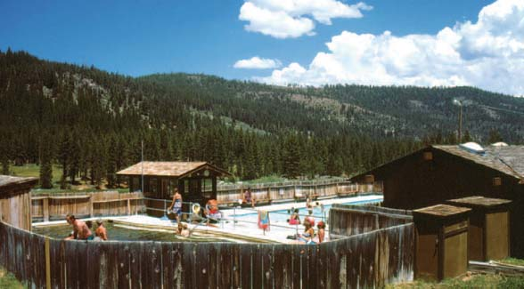Grover Hot Springs State Park | Ebbetts Pass Scenic Byway