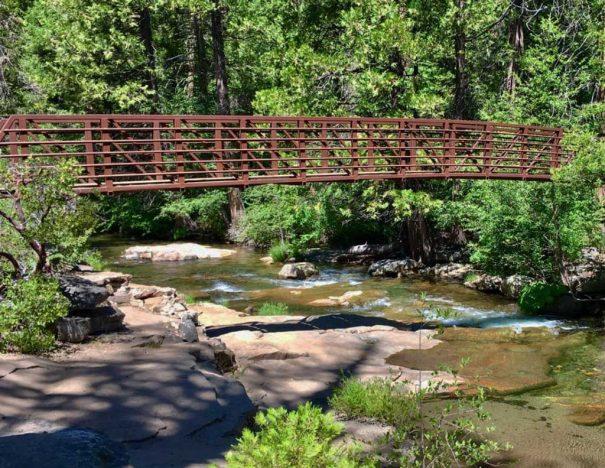 Beaver Creek - Calaveras Big Trees State Park
